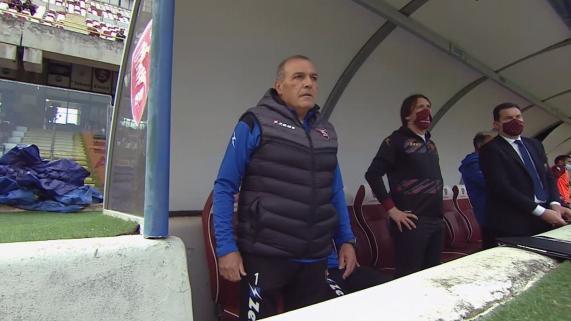 Salernitana, Castori ne convoca 25 per la gara con l'Ascoli. Out Bogdan e Lombardi