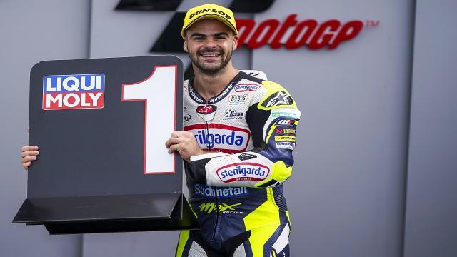 Moto3, Fenati in pole-position a Misano! Biaggi: ''Romano è riuscito a fare un gran giro''