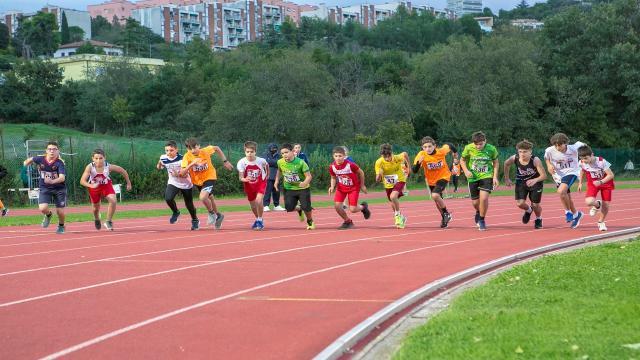 Atletica leggera: Trofeo delle Province, ad Ancona festa per i ragazzi Under 14