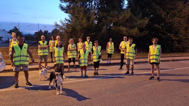 Unione Sportiva Acli Marche, a Maltignano primo appuntamento di ''Salute in cammino''