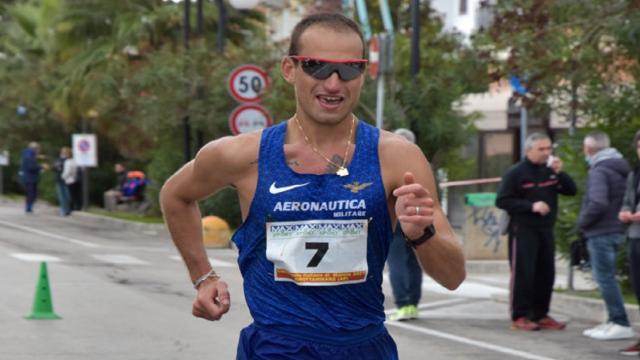 Atletica leggera, a Grottammare Antonelli campione italiano nella 35 chilometri di marcia