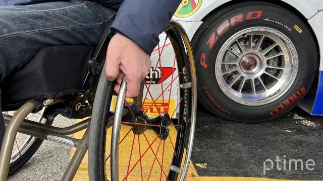 Ascoli Piceno, successo per la manifestazione ''Rally anch'io''. Motori accesi per la disabilità