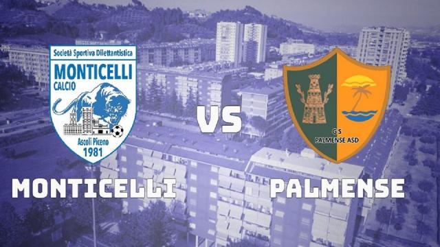 Promozione girone B: Monticelli-Palmense 1-0, decisivo un gol di Vespa allo scadere