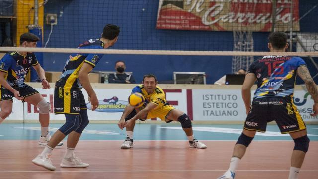 Pallavolo Serie A3, Videx Grottazzolina corsara a Sabaudia con un netto 3-0