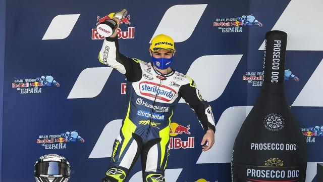 """Moto3, Fenati dà spettacolo a Jerez. Secondo posto alle spalle del """"baby"""" fenomeno Acosta"""