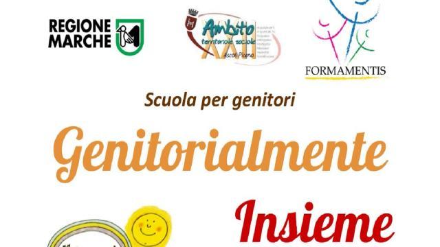 Ambito Territoriale Sociale XXII, ad Ascoli Piceno inizia la ''Scuola per Genitori''