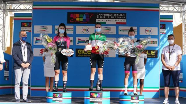 FCI Marche, a Faenza podio tricolore per Eleonora Ciabocco. Domani gare esordienti-giovanissimi a Casette d'Ete