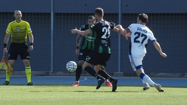 Pordenone-Pisa 2-2, Zammarini regala ai Ramarri un pari prezioso dopo l'espulsione di Barison