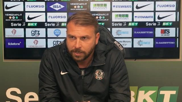 """Venezia-Chievo 3-2, voci Zanetti (""""Gara stupenda, nostro sogno continua"""") e Aglietti (""""Calcio è bastardo"""")"""