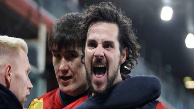 Genoa-Bologna 2-0, highlights. Sesto gol in campionato per Mattia Destro