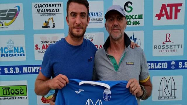 Monticelli, Marozzi: ''Ho iniziato nell'Ascoli con Destro e non mi sono mai abbattuto. Darò il 100%''