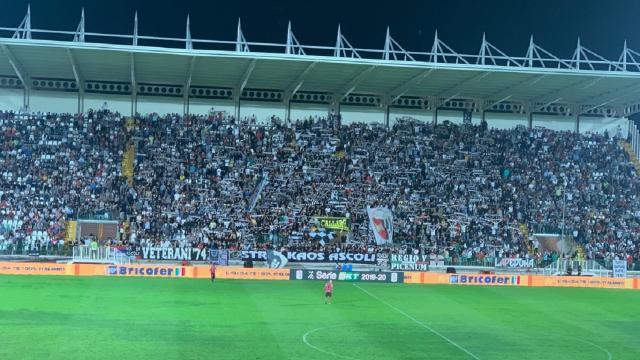 Ascoli Calcio, da oggi è possibile utilizzare voucher per rimborso abbonamenti 2019/2020