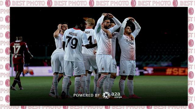 Torino-Milan 0-7, highlights