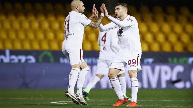 Benevento-Torino 2-2, highlights. Doppietta di Zaza per i granata di Nicola