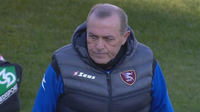 """Ascoli-Salernitana 0-2, Castori: """"Bene sotto tutti i punti di vista senza farli mai tirare in porta"""""""