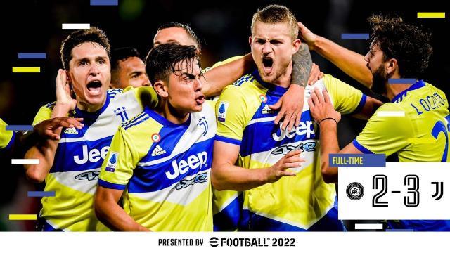 Spezia-Juventus 2-3, highlights