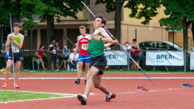 Atletica leggera: Asa Ascoli Piceno, brilla Colonnella nel lancio del giavellotto