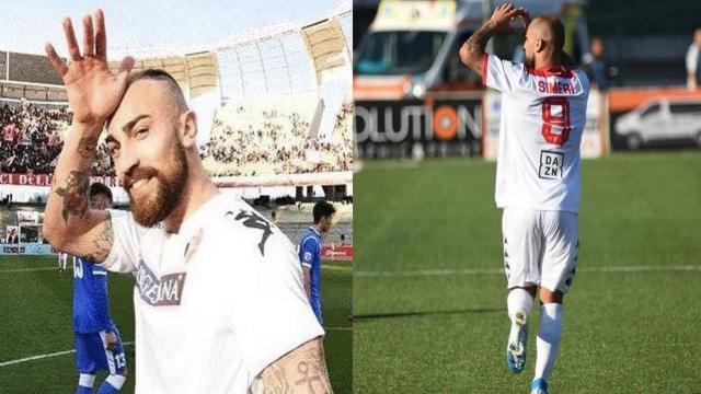 """Ascoli Calcio, Simeri saluta tifosi Bari e si toglie un sassolino: """"Avrei preferito maggior rispetto e considerazione"""""""