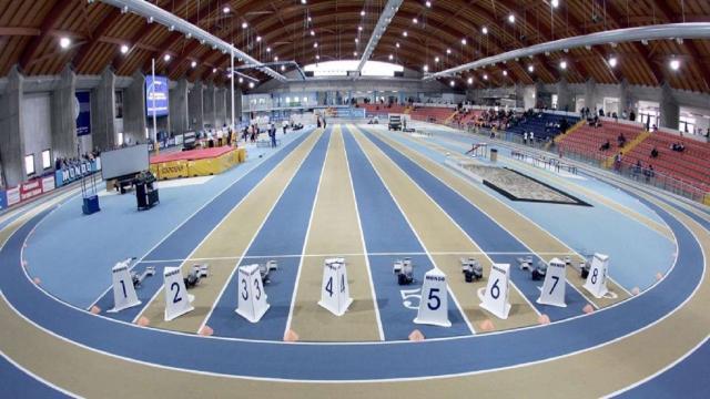 Atletica leggera, calendario della stagione invernale al Palaindoor di Ancona