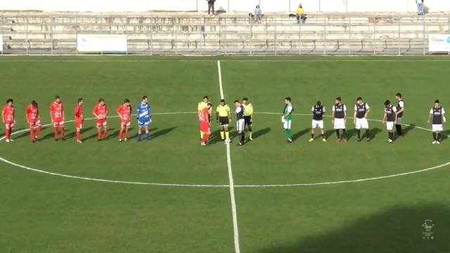 Eccellenza Marche, highlights Jesina-Atletico Ascoli 2-2