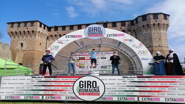 Fci Marche: Giro di Romagna, a Gradara lo ''sconfinamento marchigiano'' nel segno di Garofoli