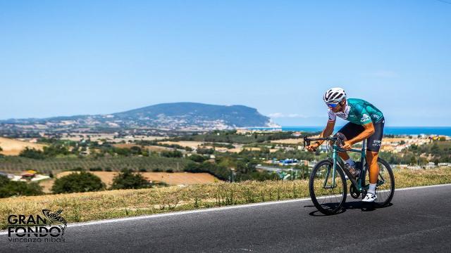 Marche e ciclismo: con la Granfondo Nibali prosegue il binomio vincente