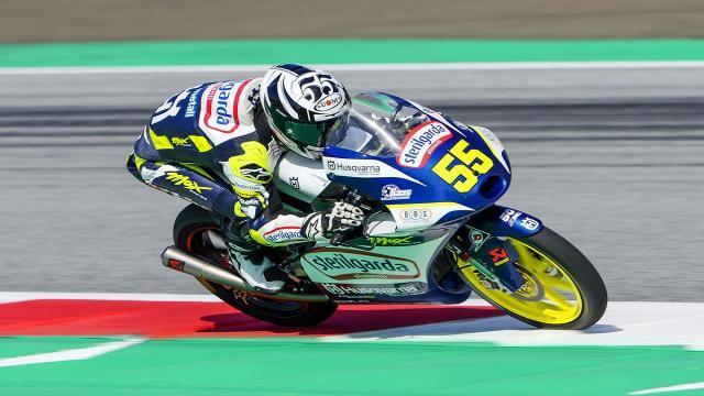 Moto3, Fenati in forma nelle prime libere del Gran Premio di Stiria: ''Siamo andati forte''