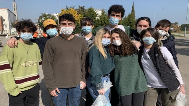 Questione Natura, raccolte quasi 2mila mascherine in 21 comuni della provincia di Ascoli
