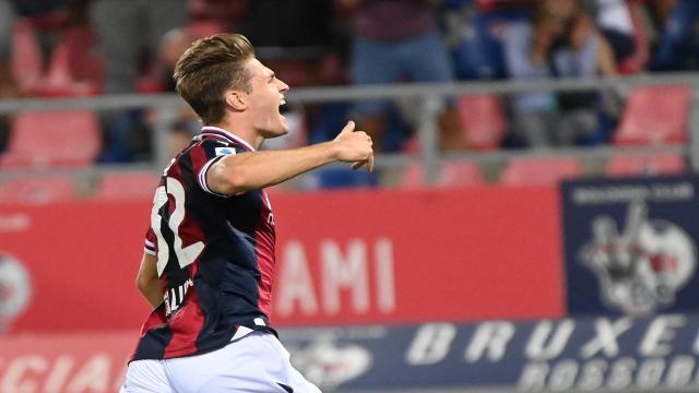 Bologna-Verona 1-0, highlights