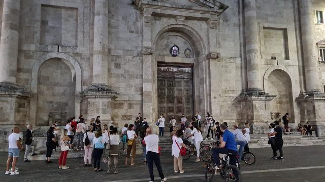 Unione Sportiva Acli, camminata culturale dedicata alla Quintana di Ascoli Piceno