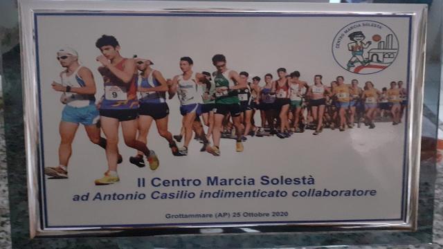 Grottammare, Campionati Italiani di marcia dedicati al compianto Antonio Casilio