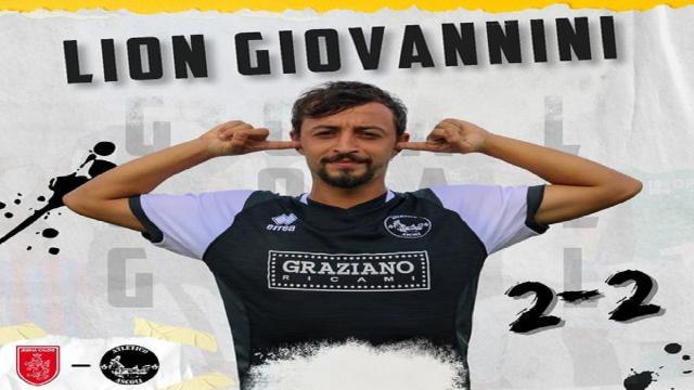 Eccellenza Marche: Jesina-Atletico Ascoli 2-2, emozionante rimonta con Mariani e Giovannini