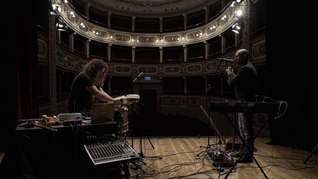 Marche Palcoscenico Aperto, il 12 e 15 Maggio ''Two sound Portraid''