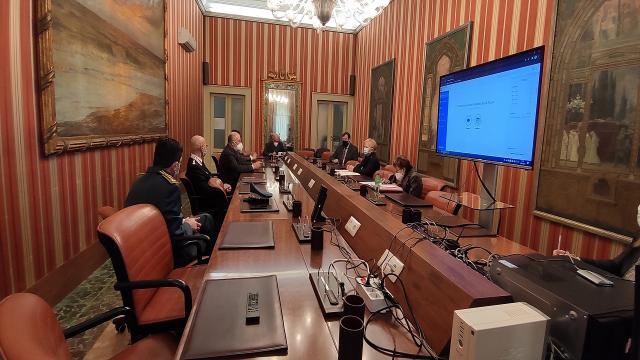 Prefettura Ascoli Piceno, rinnovato protocollo con Federfarma per prevenzione criminalità predatoria