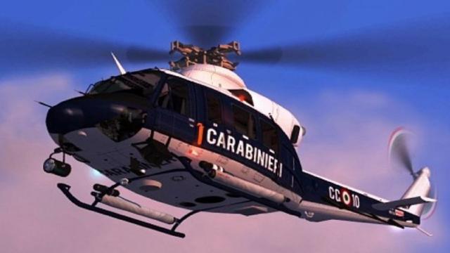 Carabinieri, controlli straordinari in tutto il Piceno con l'ausilio anche di un elicottero