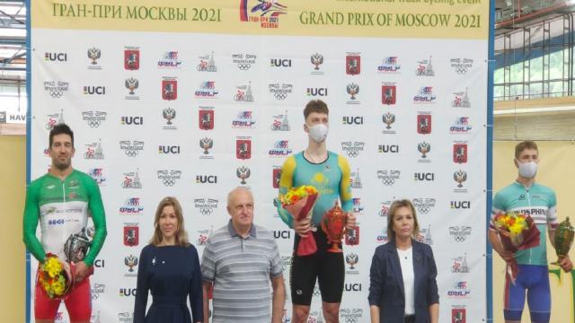 Ciclismo su pista, doppio record italiano per il Team Ceci Piceno Cycling in Russia