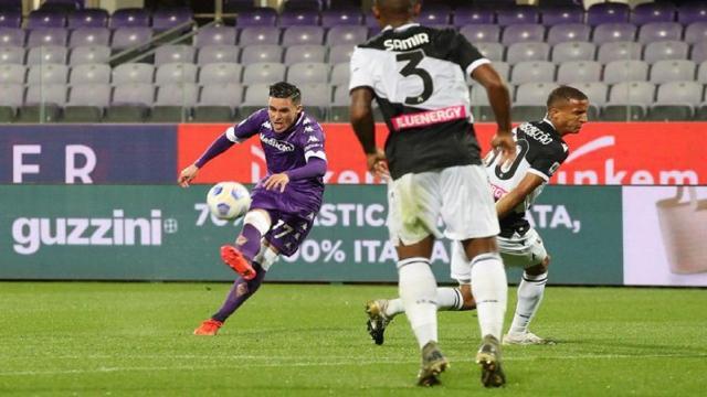 Fiorentina-Udinese 3-2, highlights