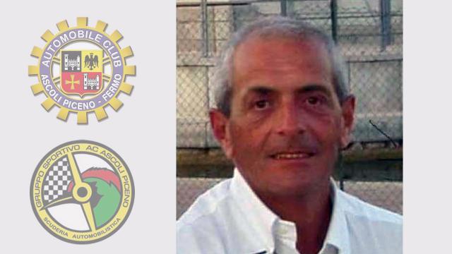 Automobile Club Ascoli-Fermo e Gruppo Sportivo AC Ascoli, cordoglio per scomparsa Giovanni Festuccia