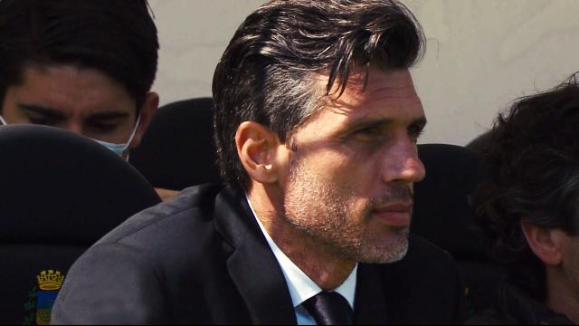 Pordenone-Entella 3-0, la voce di Domizzi: ''Siamo ancora al 25/30%, squadre dietro sono attrezzate''