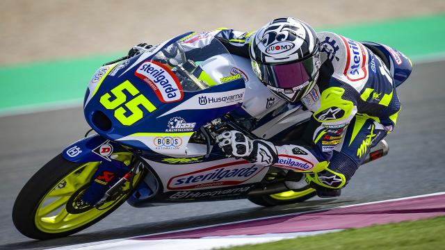 Moto3, Fenati partirà dalla pit-lane nel Gran Premio di Doha a causa di una penalizzazione