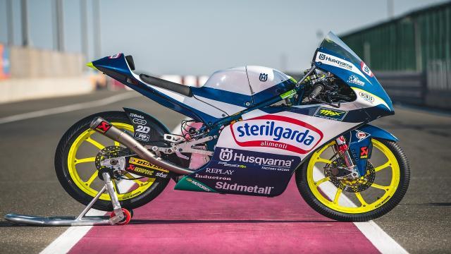 Moto3, il 16enne Fernandez è il nuovo compagno di squadra di Fenati nel Mondiale 2021