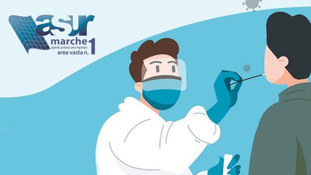 Coronavirus Marche, prosegue operazione 'Marche Sicure'. Il calendario per screening comuni Area Vasta 1