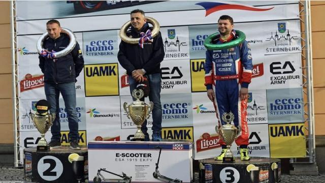 Campionato Europeo della Montagna, Merli precede Faggioli nella terza prova ad Ecce Homo