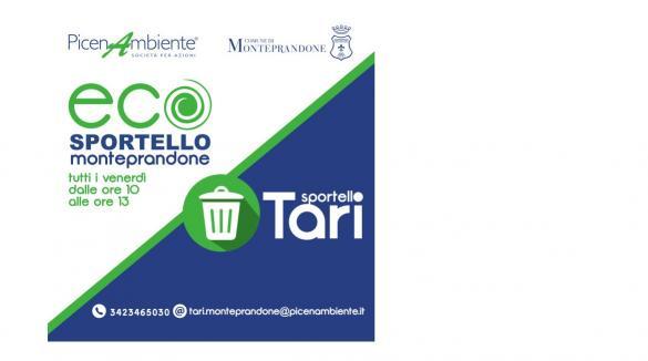Monteprandone: Picenambiente, Ecosportello aperto tutti i Venerdì