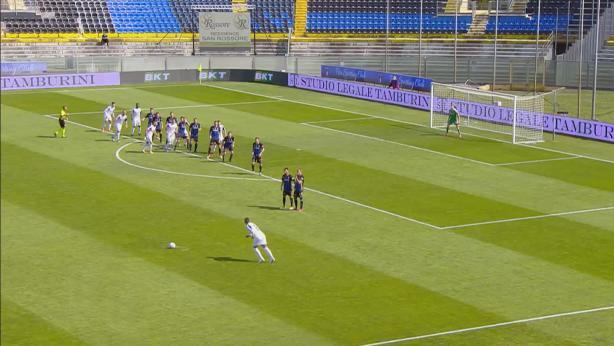"""Pisa-Cosenza 3-0, voci Taddei e ds Trinchera (""""Situazione complicata ma Occhiuzzi per ora non è in discussione"""")"""