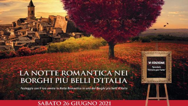 Offida, si rinnova appuntamento con ''La Notte Romantica nei Borghi più Belli d'Italia''