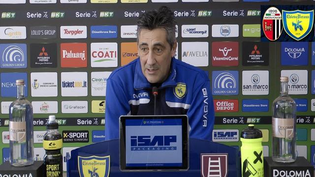 Curiosità Ascoli-Chievo: gialloblù imbattuti da 8 turni, Picchio in gol con soli 6 giocatori