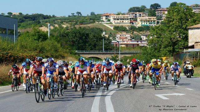 Ciclismo: ''Città di Castel di Lama - Trofeo Il Miglio SS Crocifisso'', ritorna la classica per allievi