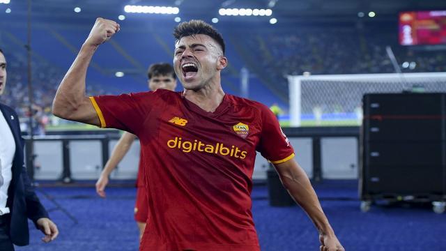 Roma-Sassuolo 2-1, highlights