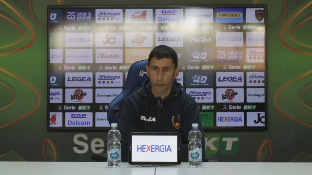 """Cosenza-Cremonese 0-1, le voci di Occhiuzzi (""""Squadra c'è, abbiamo avuto occasioni"""") e Pecchia"""
